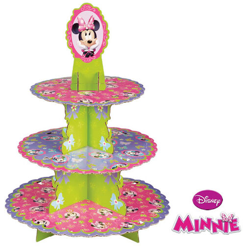 Disney Mickey Mouse Clubhouse Minnie Treat Stand