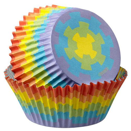 ColorCups Rainbow Cupcake Liners