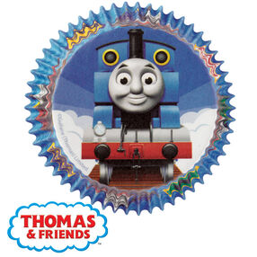 Thomas & Friends Cupcake Liners