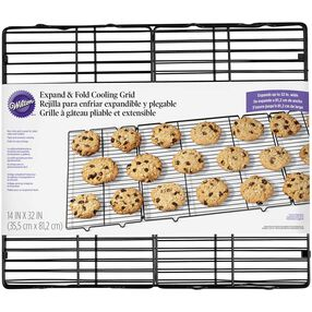 Wilton Baking Tools - Expand & Fold Mega Cooling Rack