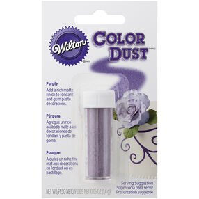 Purple Color Dust