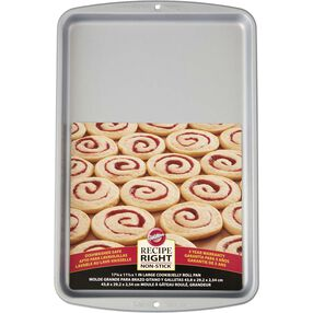 Recipe Right 17x11 Jelly Roll Pan with packaging
