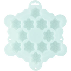 Snowflake Mini Bite Silicone Mold