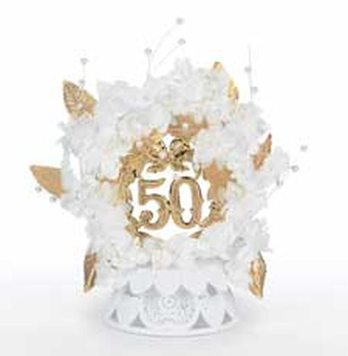 50 Years of Happiness Topper