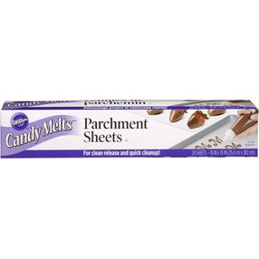 Candy Melts Parchment Sheets