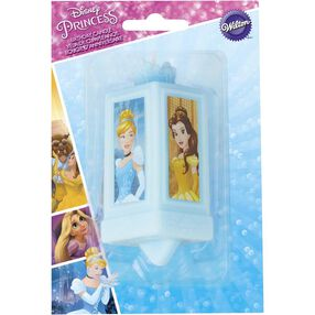 Disney Princesses Birthday Candle
