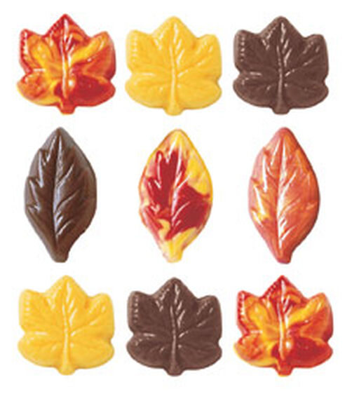 Mini Leaves Candy Mold