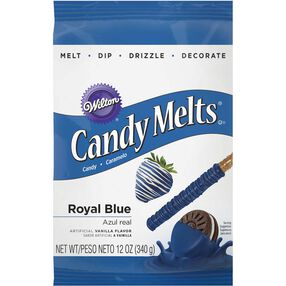 Royal Blue Candy Melts Candy