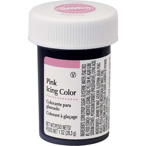 Pink Gel Food Coloring Icing Color