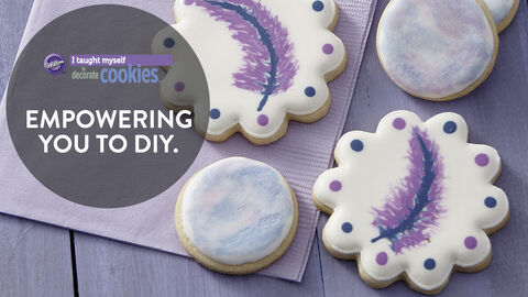 I Taught Myself Cookie Decorating Book Set