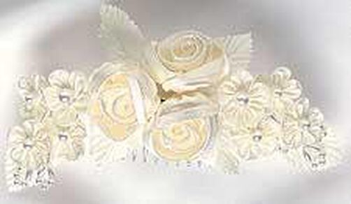 Ivory Headpiece