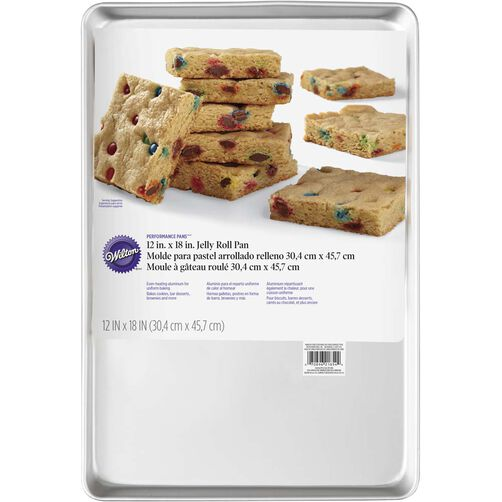 Performance Pans 12 x 18 Jelly Roll Pan