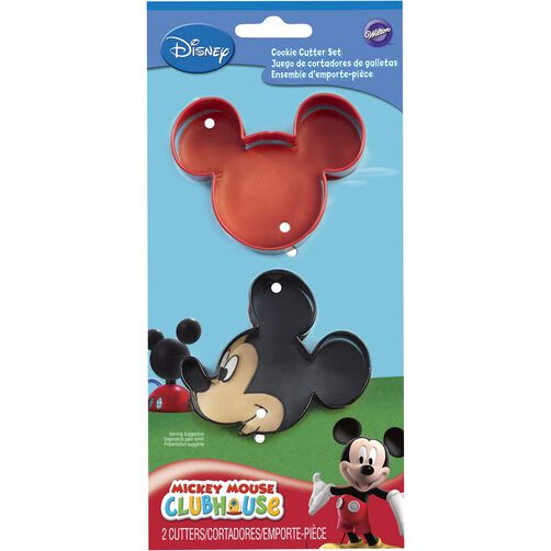Disney Mickey Mouse Clubhouse Mickey Mouse Cookie Cutters