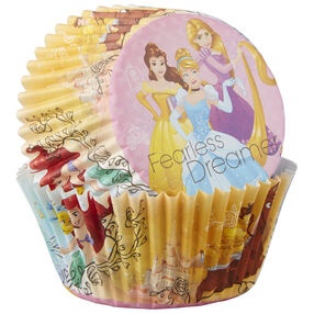 Disney Princess Cupcake Liners
