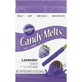 Lavender Candy Melts Candy