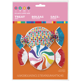 Dylan's Candy Bar Shaped Candy Swirl Bag