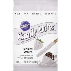 Bright White Candy Melts Candy
