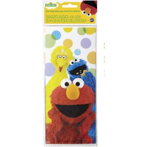 Wilton Sesame Street Treat Bags
