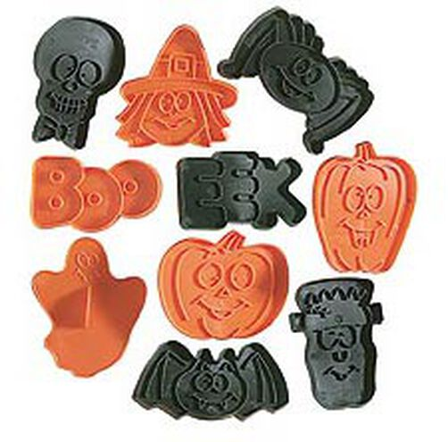 Spooky Cookie Cutter Set