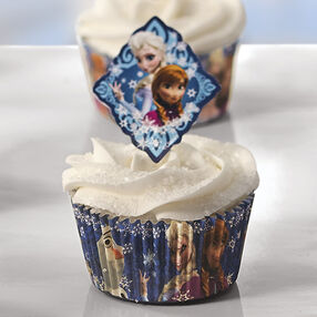 Disney Frozen Fun Cupcakes