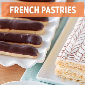 French Pastries Class