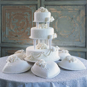 Essence of Elegance Cake