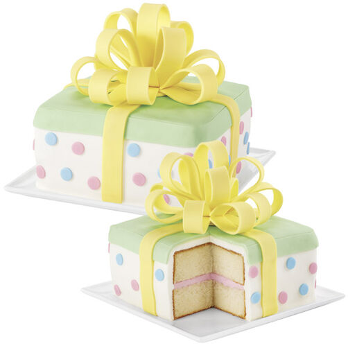 The Best Gift Cake