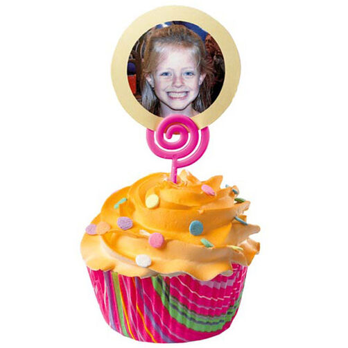 Guest of Honor Cupcakes