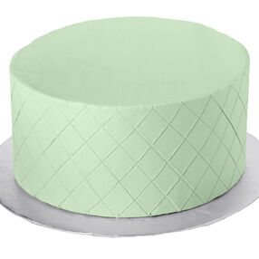 Creating Lattice on the Side of a Cake
