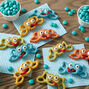 Candy-Coated Frogs