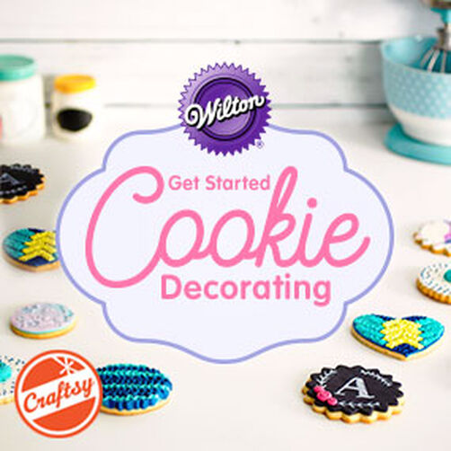 Get Started Cookie Decorating