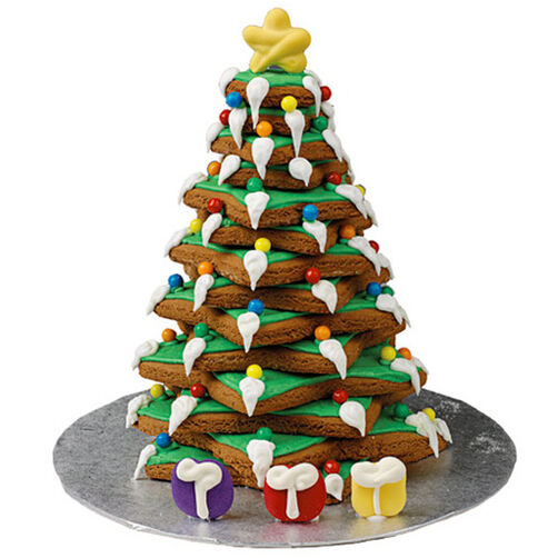 Where to Plant the Gifts! Gingerbread Tree