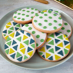Pattern Play Cookies