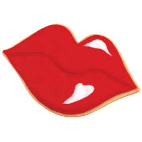 Loveable Lips Cookie