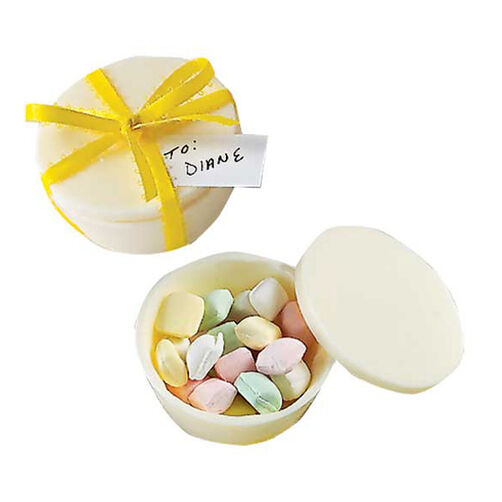 Given with Ribbon Candy