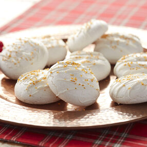Meringue Cookies Recipe