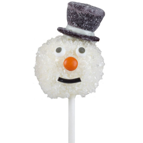 Hats Off To Frosty Cake Pops