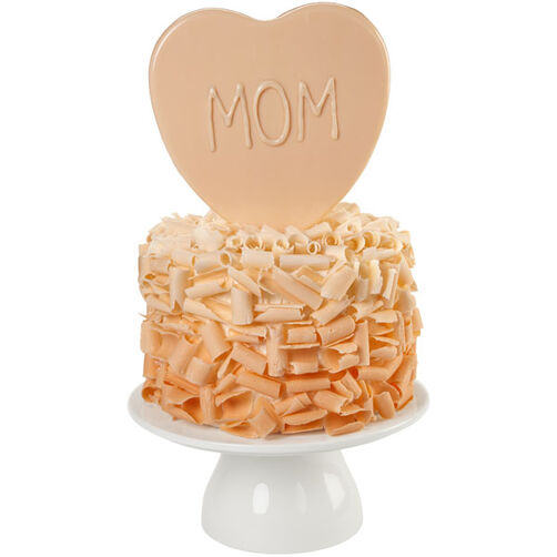 Ombre Candy Curl Mother's Day Cake