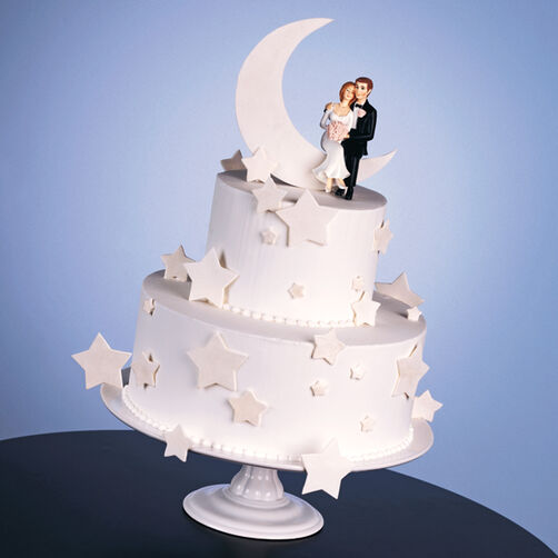 Love's in the Stars! Cake