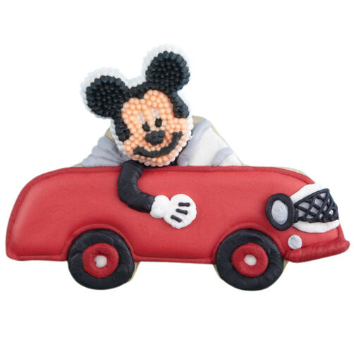 Mickey in the Driver?s Seat Cookies