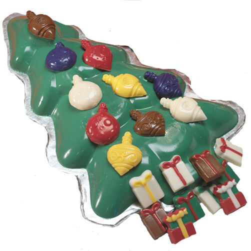 Christmas Tree Candy Bar