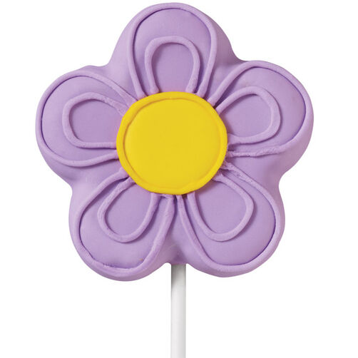 Lilac Time Cookie Pops