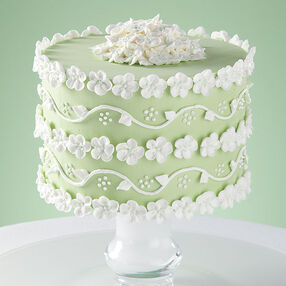 Beautiful Blossoms Cake