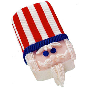 You Want Uncle Sam Cake
