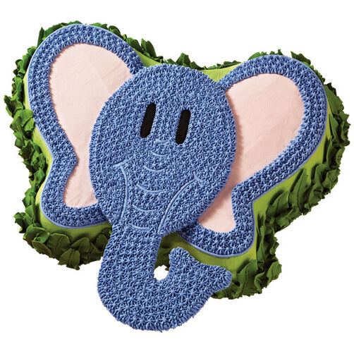 All Ears Elephant Cake