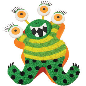 Jeepers Peepers Cake