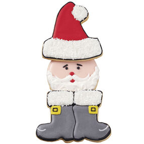 Santa Sweetie Cookie
