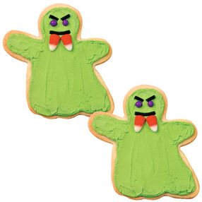 Green Goblin Cookie