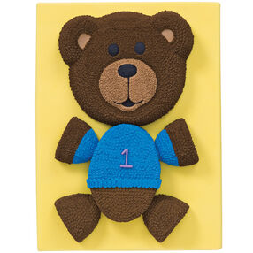 Teddy's #1 For All Cake