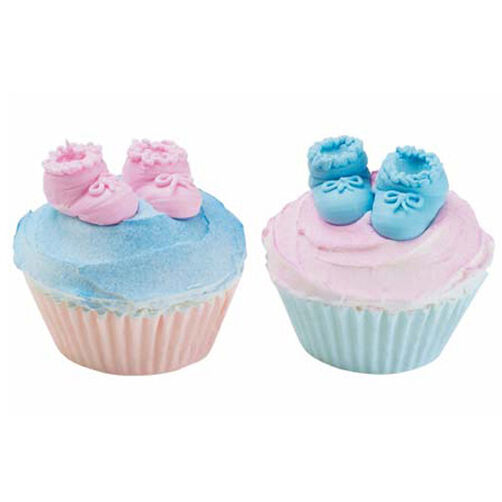 Expecting the Pitter Patter Cupcakes